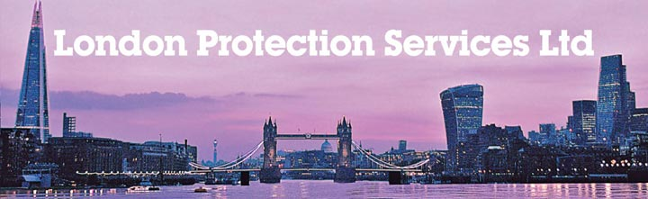 Security Services provided by London Protection Services Ltd across the UK and Europe.